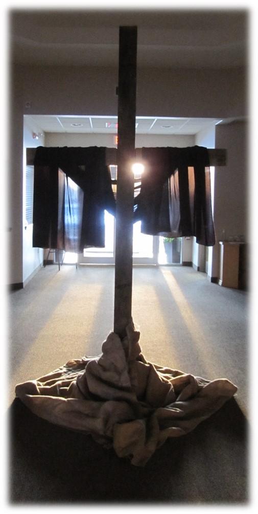 Lent cross 1