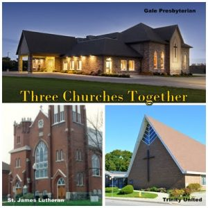Three Churches Together @ Gale